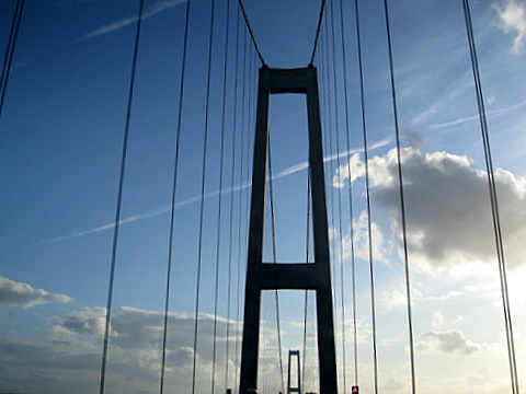 The Great Belt Bridge