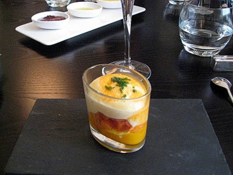 The Pumpkin Appetizer