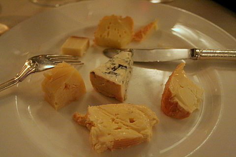The cheeses