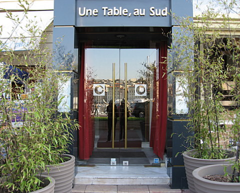 Une Table au Sud