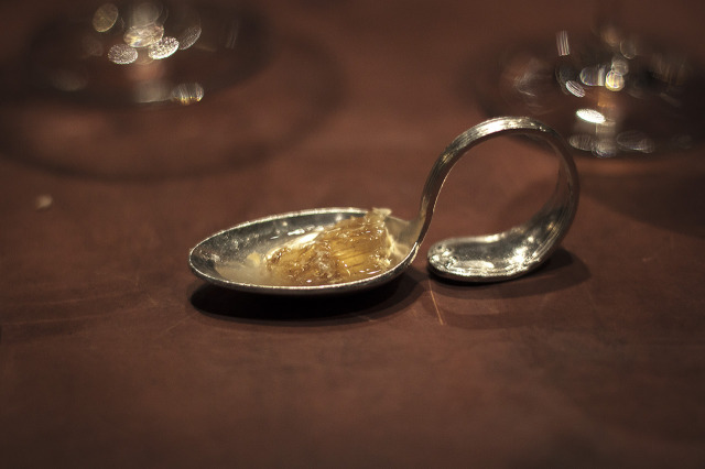 Spoon of honey - La Grenouillere