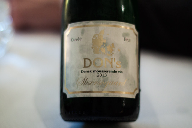 Danish sparkling wine