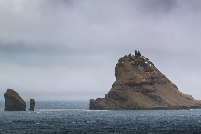 View from Bøur - Faroe Islands