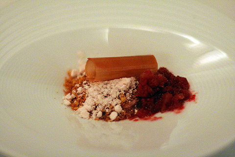 Chocolate, Cassis